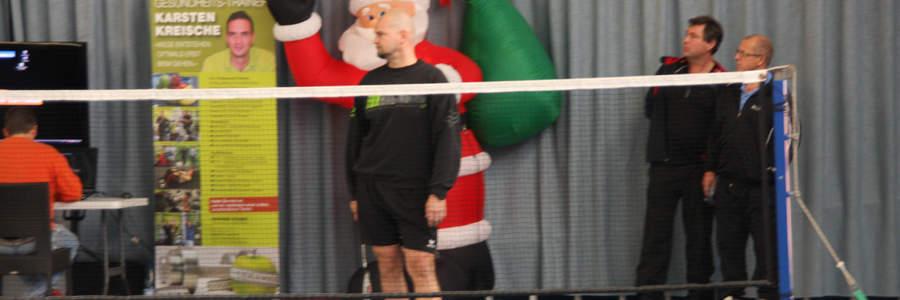 12. Nikolausturnier  im Tennis und Badminton